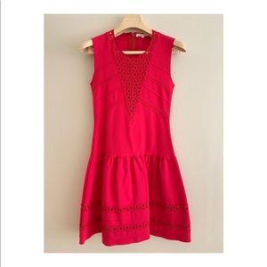 Acrobat Dress - Maje